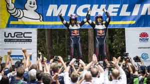 Себастиен Ожие триуфмира с титлата във WRC за шеста поредна година