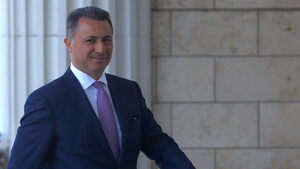 Ето как е избягал Груевски