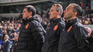 Хубчев изрази надежда за подкрепа от публиката в решителния мач със Словения