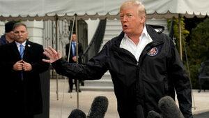"""Тръмп отказал да слуша """"записа със страданието"""" на Хашокжи"""