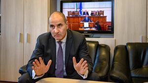 Цветан Цветанов, ГЕРБ: Президентът и БСП целят да управляват със служебен кабинет