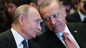 """Путин откри първата подводна тръба на """"Турски поток"""", втората още е под въпрос"""