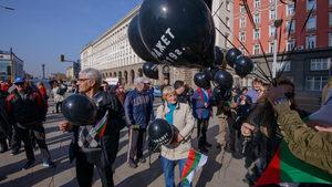 Протестиращи в няколко града блокираха улици и пътища
