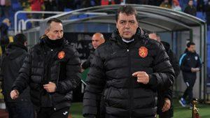 Хубчев: Не съжалявам за нищо направено от отбора