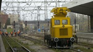 Кресненското дефиле е затворено за влакове след срутване на скали и катастрофа
