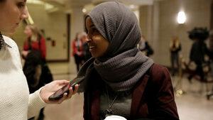Конгресът на САЩ може да разреши носенето на хиджаб