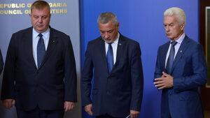 Лидерите на Патриотите са разговаряли с премиера Борисов