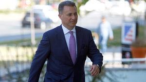 Унгария даде на Груевски статут на бежанец, обяви проправителствен вестник