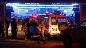 Десетки загинаха при атентат по време на празник в Кабул