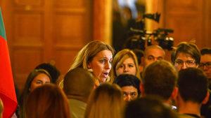 Марияна Николова се надява да се впише в стила на Министерския съвет