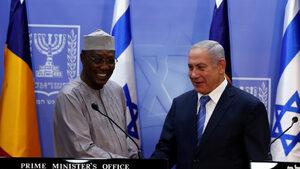 Израел и Чад ще възстановят дипломатическите си отношения