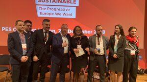 Социалистите искат млади кандидати за евродепутати за ръст на избирателите