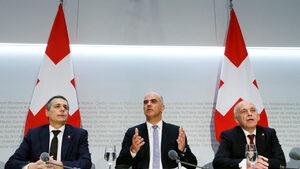ЕС може да накаже Швейцария заради липсата на споразумение за по-близки връзки