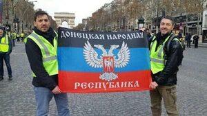 """Донбас на """"Шанз-Елизе"""": Франция разследва руска намеса в протестите на """"жълтите жилетки"""""""