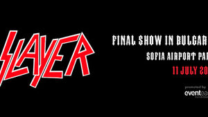 Slayer включват България във финалното си турне през лятото на 2019