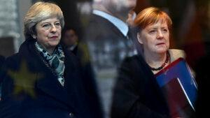 Мей опитва да рестартира преговорите с ЕС след отлагането на вота за Brexit