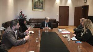 """Нено Димов и """"Юлен"""" започнаха разговори за промяна на договора за концесия"""