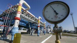 Газът, продаван на Украйна от европейски страни, поскъпна рекордно