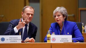 Мей се среща с лидерите на ЕС в нов опит да спаси сделката за Брекзит