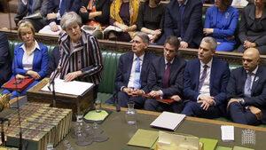 Британските тори гласуват дали да свалят Тереза Мей (хронология)