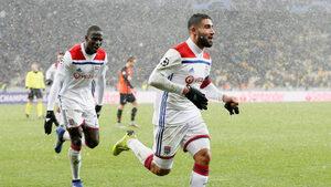 """""""Лион"""" взе последния билет за осминафиналите на Шампионската лига"""