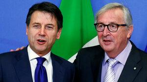 Италия предложи по-нисък бюджетен дефицит в опит да избегне санкции от Брюксел