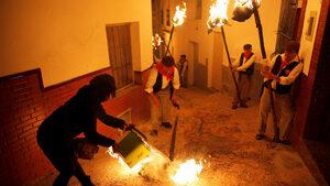 Фотогалерия: В Андалусия преди празника на светлината