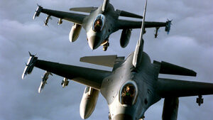 Бойко Борисов се изказа в полза на бойните самолети F-16 (обновена)