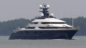 Малайзия продава за десетки милиони яхта, купена след източването на държавен фонд