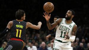 """""""Бостън"""" записа осма поредна победа в НБА (видео)"""
