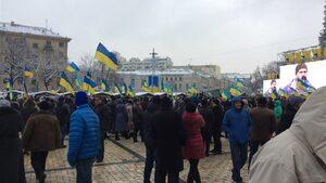 Украйна не е и няма да бъде канонична територия на руската православна църква