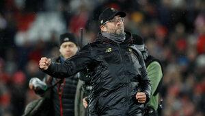 """Клоп определи победата над """"Юнайтед"""" като един от най-добрите мачове на """"Ливърпул"""""""