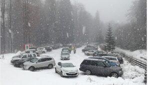Паркинг в Компирленд (Самоков)
