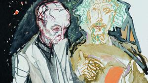 Творби и размишления от Атанас Пацев в последна за годината изложба