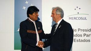 Боливия предложи помощ на южноамериканската кандидатура за мондиала през 2030 г.