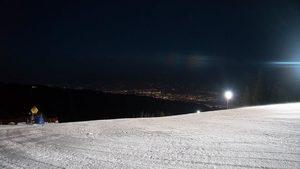 Нощно каране в петък ще открие зимния сезон на Витоша
