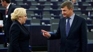 С хвалби за икономиката румънският премиер отхвърли критики за върховенството на закона