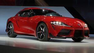 """Фотогалерия: Новата """"Тойота Супра"""" като тунинг на БМВ Z4"""
