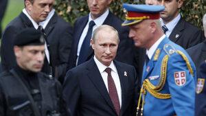 """""""Газпром"""" още разглежда вариантите за """"Турски поток"""", каза Путин"""