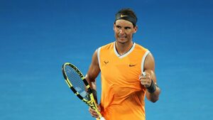 Надал премина бързо през втория кръг на Australian Open