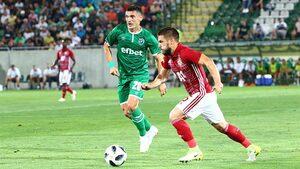 ЦСКА записа равенство в първата си контрола в Испания