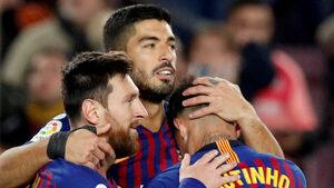 Ла Лига обяви рекордна посещаемост след преполовяването на сезона
