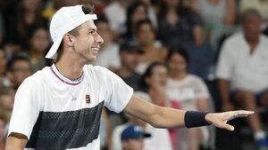"""Участник с """"уайлд кард"""" изхвърли Доминик Тийм от Australian Open"""