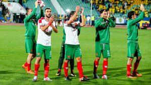 България ще играе контрола с Ирландия през септември
