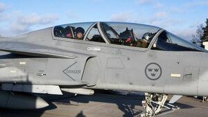 Швеция вярва, че Gripen е най-подходящият вариант за България