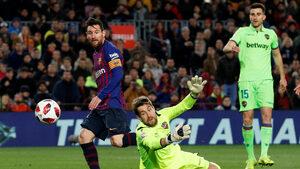 """""""Леванте"""" се обърна към Спортния арбитражен съд заради отпадането от """"Барселона"""""""