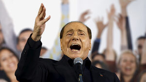 Берлускони ще се кандидатира на европейските избори