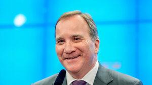 Шведският парламент сложи край на безизходицата, като преизбра Льовен за премиер