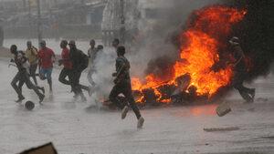 Властите в Зимбабве спряха интернет