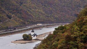 Защо най-важната река в Европа пресъхва